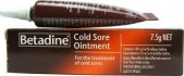 Buy Betadine Cold Sore Ointment